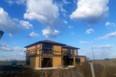 Dom w budowie – DOMASŁAW